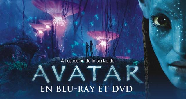 Partenariat Relations Presse Concours Avatar pour Monceau Fleurs